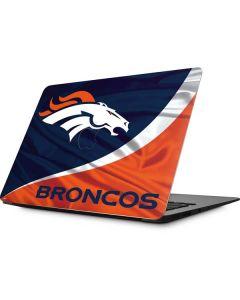 Denver Broncos Apple MacBook Skin