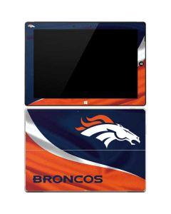 Denver Broncos Surface 3 Skin