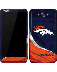 Denver Broncos Motorola Droid Skin