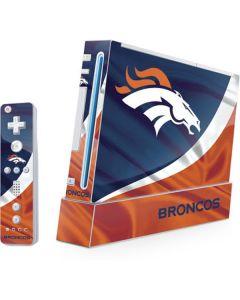 Denver Broncos Wii (Includes 1 Controller) Skin