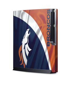 Denver Broncos Playstation 3 & PS3 Slim Skin
