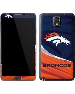 Denver Broncos Galaxy Note 3 Skin