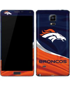 Denver Broncos Galaxy Note 4 Skin