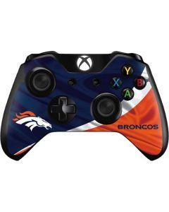 Denver Broncos Xbox One Controller Skin