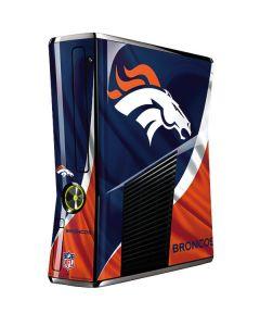 Denver Broncos Xbox 360 Slim (2010) Skin