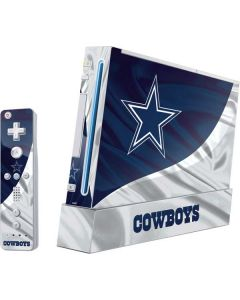 Dallas Cowboys Wii (Includes 1 Controller) Skin