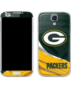 Green Bay Packers Galaxy S4 Skin