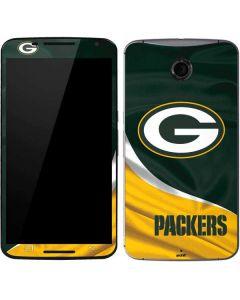 Green Bay Packers Google Nexus 6 Skin