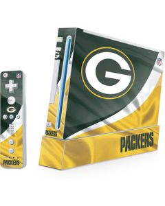 Green Bay Packers Wii (Includes 1 Controller) Skin
