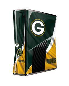 Green Bay Packers Xbox 360 Slim (2010) Skin