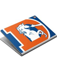 Denver Broncos Retro Logo Surface Book Skin