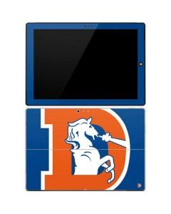Denver Broncos Retro Logo Surface Pro 3 Skin