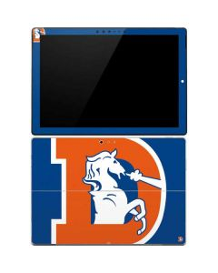 Denver Broncos Retro Logo Surface Pro 4 Skin