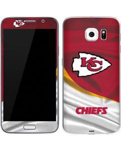 Kansas City Chiefs Galaxy S6 Skin