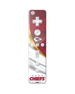 Kansas City Chiefs Wii Remote Controller Skin