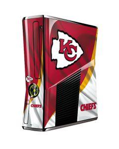 Kansas City Chiefs Xbox 360 Slim (2010) Skin