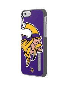 Minnesota Vikings Large Logo Incipio DualPro Shine iPhone 6 Skin