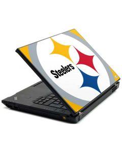 Pittsburgh Steelers Large Logo Lenovo T420 Skin