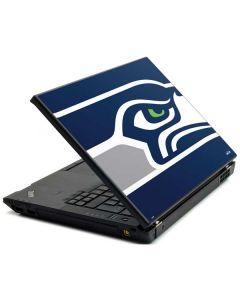Seattle Seahawks Large Logo Lenovo T420 Skin