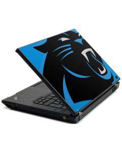 Carolina Panthers Large Logo Lenovo T420 Skin