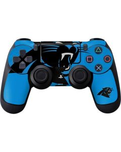 Carolina Panthers Large Logo PS4 Controller Skin