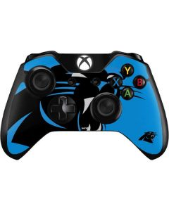 Carolina Panthers Large Logo Xbox One Controller Skin