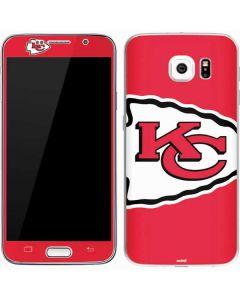 Kansas City Chiefs Large Logo Galaxy S7 Skin
