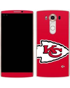 Kansas City Chiefs Large Logo V10 Skin