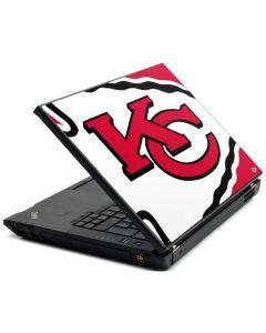 Kansas City Chiefs Large Logo Lenovo T420 Skin