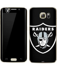 Oakland Raiders Large Logo Galaxy S7 Edge Skin