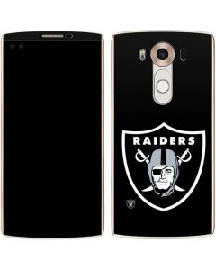 Oakland Raiders Large Logo V10 Skin