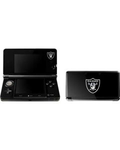 Oakland Raiders Large Logo 3DS (2011) Skin