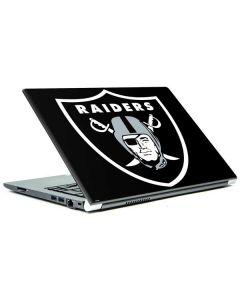 Oakland Raiders Large Logo Portege Z30t/Z30t-A Skin