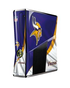 Minnesota Vikings Xbox 360 Slim (2010) Skin
