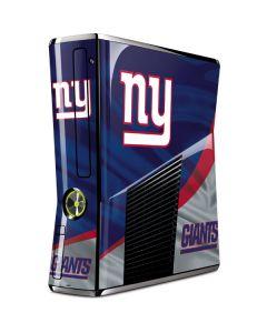 New York Giants Xbox 360 Slim (2010) Skin