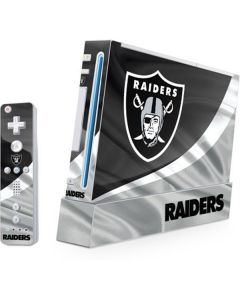 Oakland Raiders Wii (Includes 1 Controller) Skin