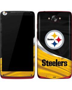 Pittsburgh Steelers Motorola Droid Skin