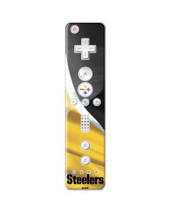 Pittsburgh Steelers Wii Remote Controller Skin