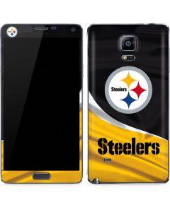 Pittsburgh Steelers Galaxy Note 4 Skin