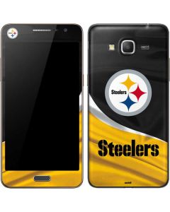 Pittsburgh Steelers Galaxy Grand Prime Skin
