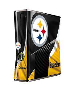 Pittsburgh Steelers Xbox 360 Slim (2010) Skin