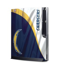 Los Angeles Chargers Playstation 3 & PS3 Slim Skin