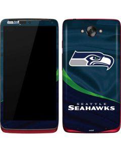 Seattle Seahawks Motorola Droid Skin