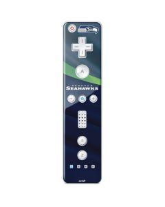 Seattle Seahawks Wii Remote Controller Skin