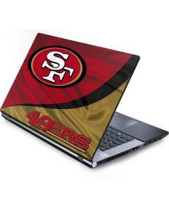 San Francisco 49ers Generic Laptop Skin