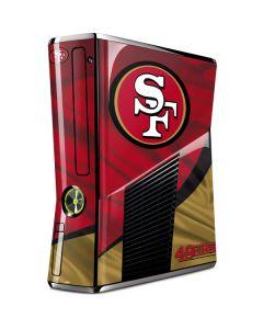 San Francisco 49ers Xbox 360 Slim (2010) Skin
