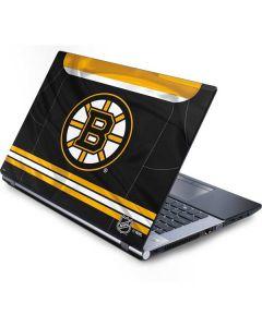 Boston Bruins Home Jersey Generic Laptop Skin