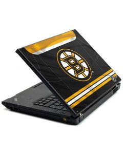 Boston Bruins Home Jersey Lenovo T420 Skin