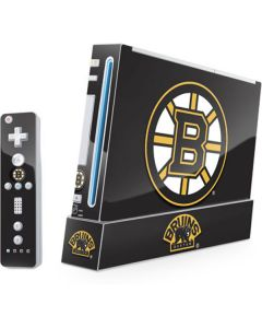 Boston Bruins Solid Background Wii (Includes 1 Controller) Skin