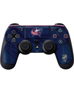 Columbus Blue Jackets Jersey PS4 Controller Skin